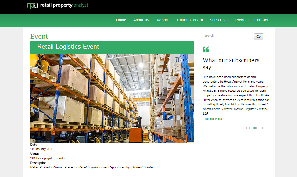 Retail-Logistics-Event-image